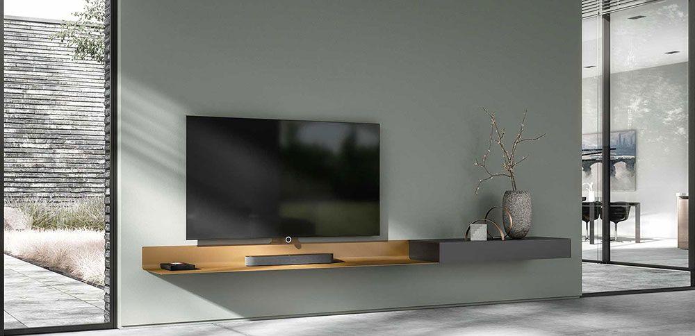 Tv Meubel Ophangen.Spectral Air Tv Meubel In 2020 Tv Ophangen Tvs En Home Deco