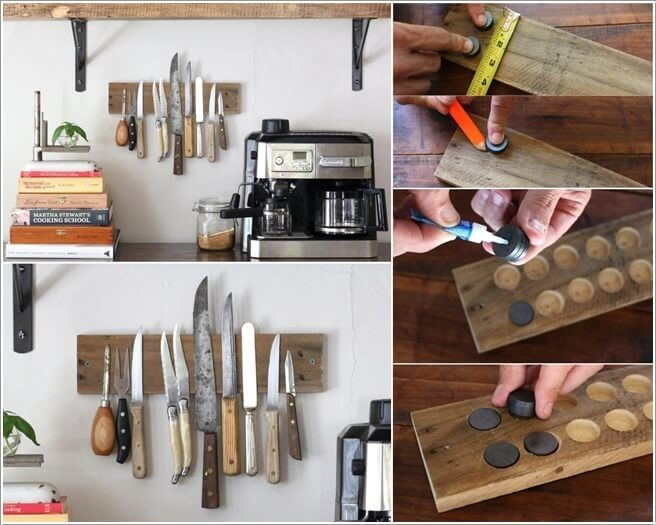 10 Creative Ways To Store Kitchen Knives 5