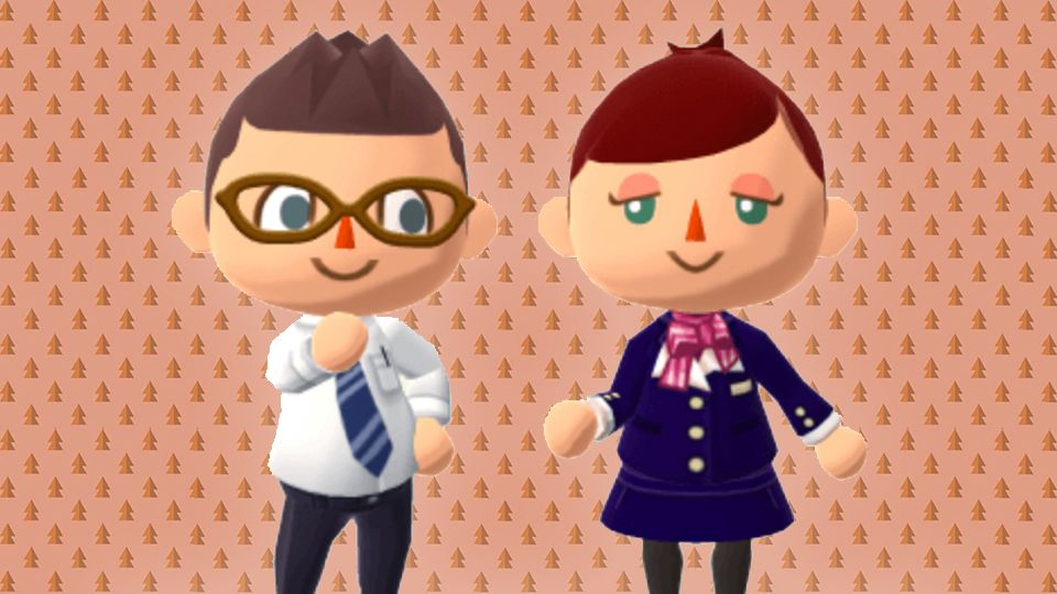 New Craftable Formal Clothes More Added To Animal Crossing