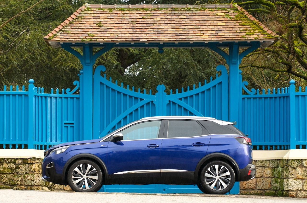 Test Peugeot 3008 GT BlueHDI 180 you (not that) the look