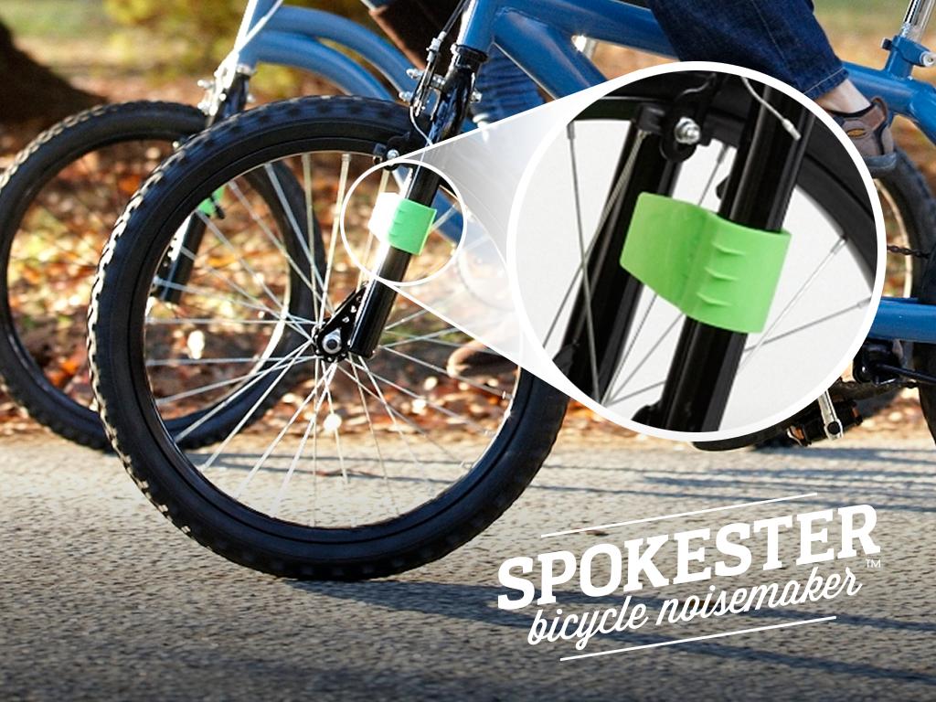 Spokester Make Your Bike Sound Like A Motorcycle Bike Make It Yourself How To Make