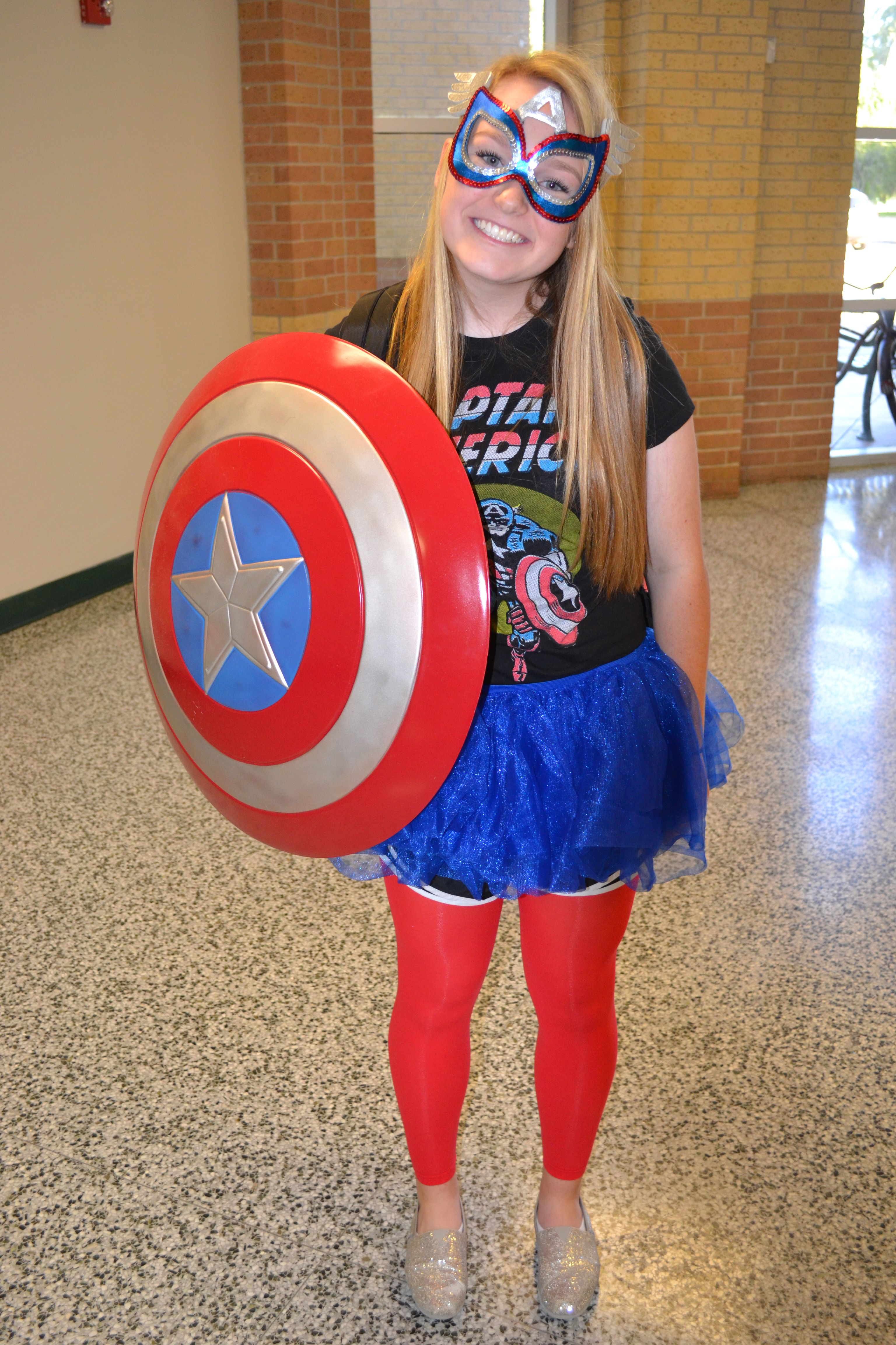 Celebrity/Character Day High School 2013