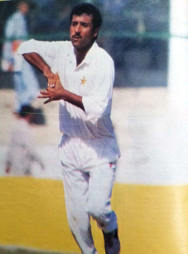 Arshad Khan A Tall Conventional Restrictive Bowler Cricket Thrills Cricket Pakistan Cricket Team Cricket Teams