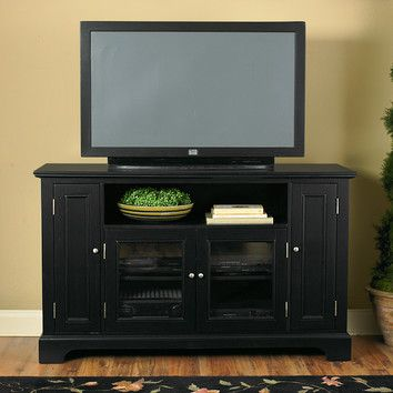 Home Styles Bedford 60 Tv Stand Bedroom Tv Stand Cool Tv Stands Tv Stand Designs