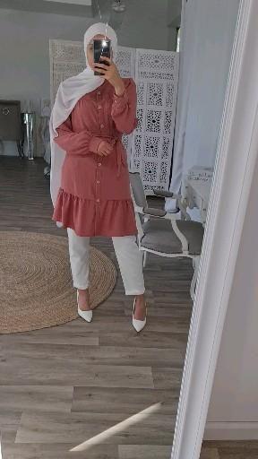 Photo of Tunique longue pas chère bohème hijabi