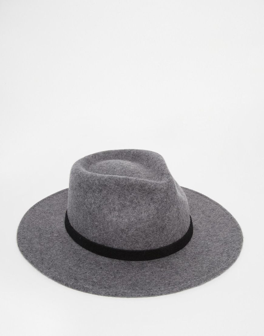 1fca41e0b6f5c Whistles - Chapeau feutre mou