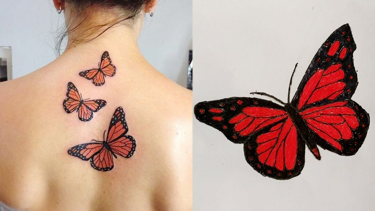 Top Butterfly Tattoo Designs For Women And Girls Best Tattoo Idea Butterfly Tattoo Designs Tattoo Designs For Women Butterfly Tattoo