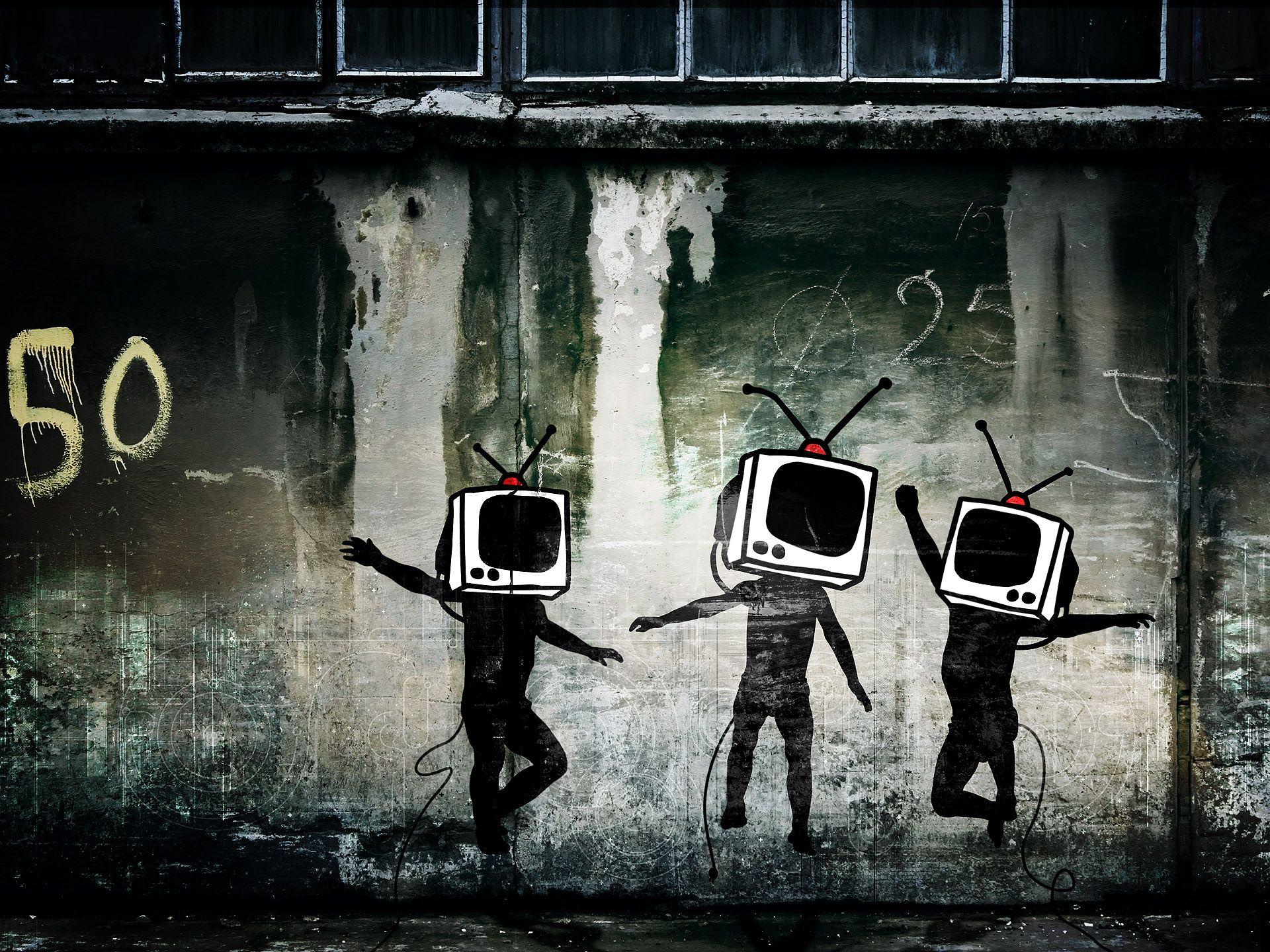 Artistic graffiti wallpaper art pinterest street art banksy