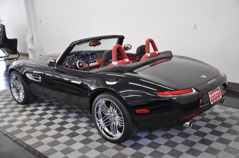 Is Alpina S Version Of The Bmw Z8 Roadster A Rare Car You Say Perhaps But It So Happens That Right Now There S An Ohio Dealership Curr Bmw Z8 Bmw Alpina Bmw