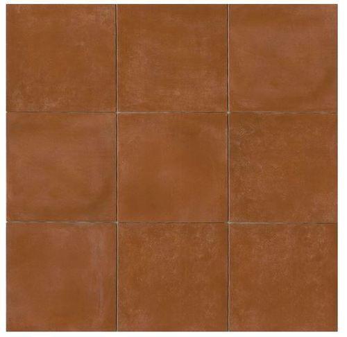 Terra Cotta Porcelain Tile 14x14 Gloss Finish Cotto Field Tile Sicilia Red Terracotta Tiles Flooring Natural Stone Tile