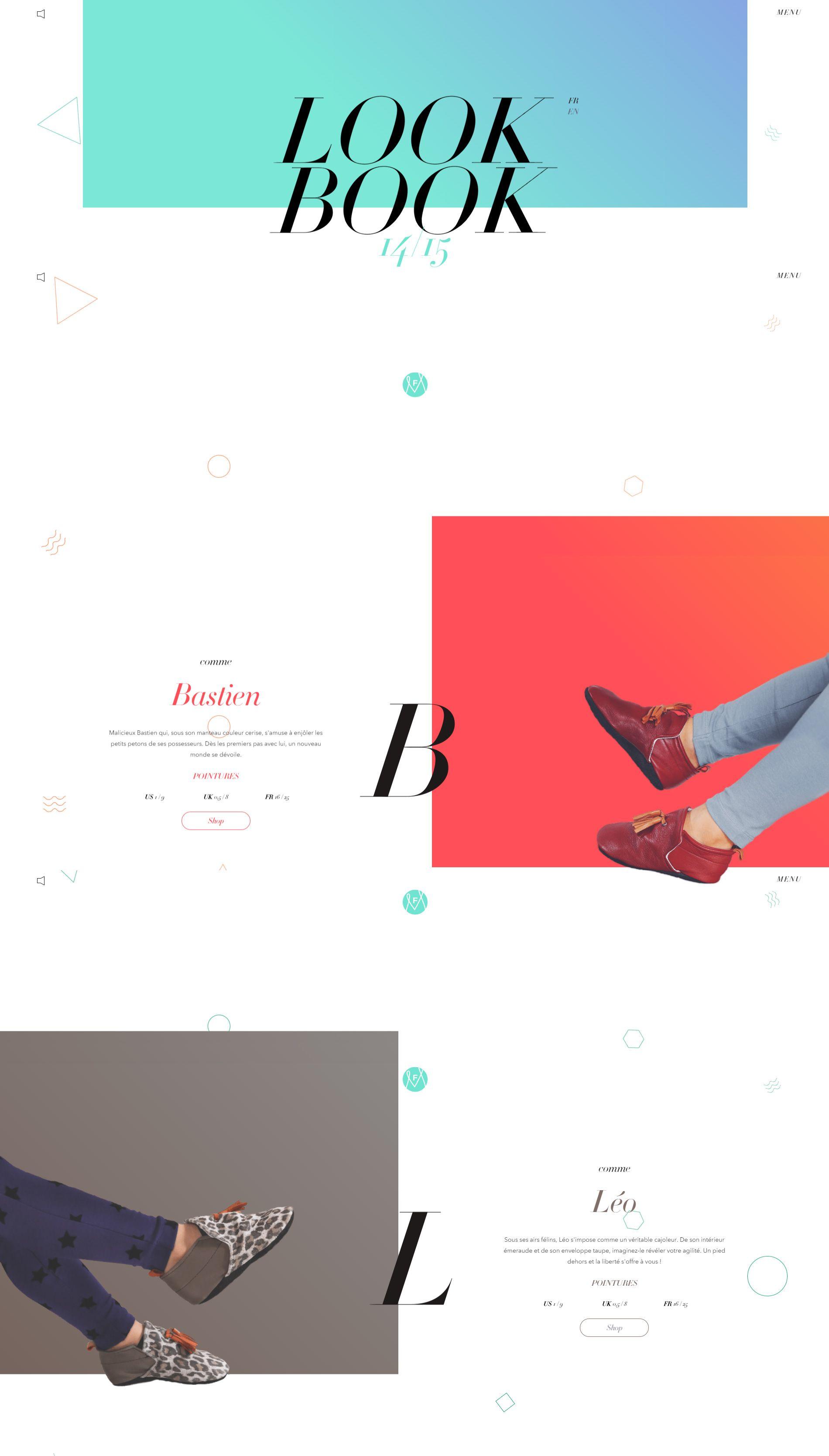 Http Melanie F Com Fr Web Design Web Design Inspiration Design Inspiration