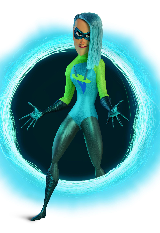 Image Result For Voyd Incredibles 2 Super Heroi Herois