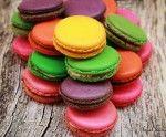 طريقة عمل الماكرون الفرنسي بماء الورد Rose Macarons Food Desserts Cake Tutorial