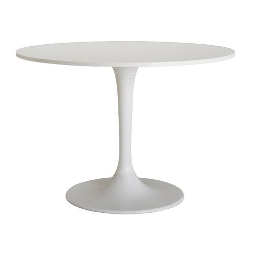 Docksta Table White Ikea Dining
