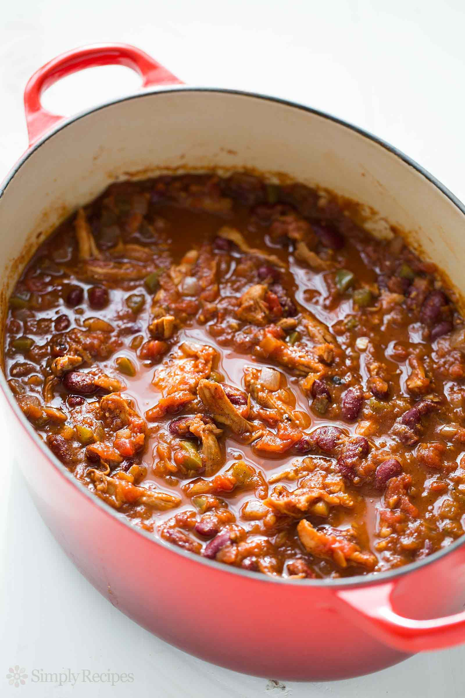 Turkey Chili With Leftover Turkey Recipe Leftover Turkey Recipes Chili Recipe Turkey Turkey Recipes