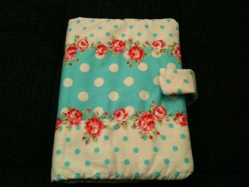 Shabby Chic journal cover