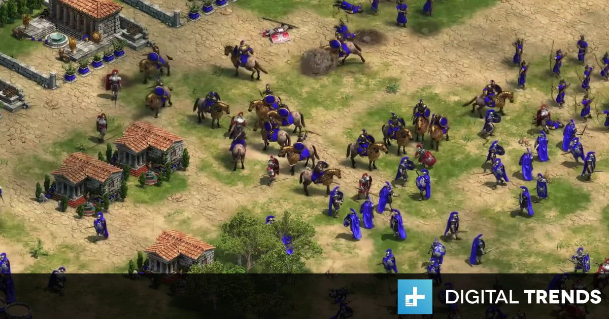 Microsoft Revamps Age Of Empires For The Ultra Hd Muliplayer