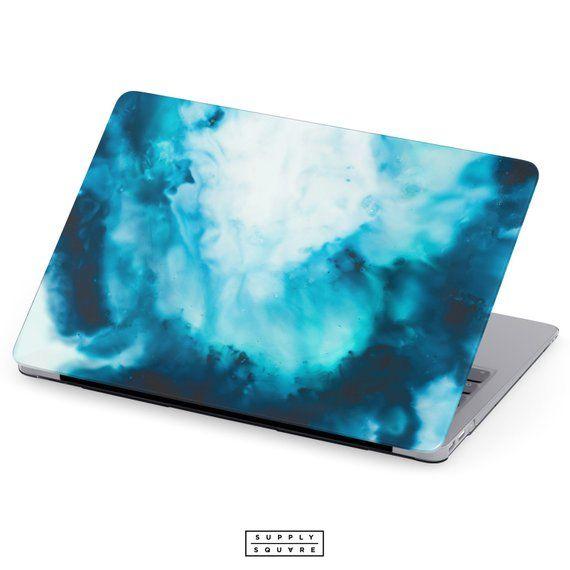 MacBook Case Blue Marble Tie Dye MacBook Air Case 11
