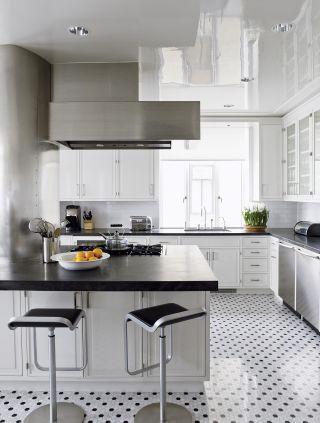 Kitchens by the AD100 | Cocina contemporánea, Ciudad de nueva york y ...