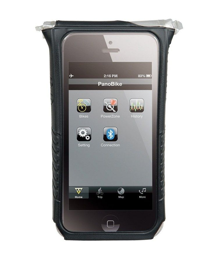 Wodoodporny pokrowiec zaprojektowany specjalnie dla iPhone 5. Doskonale ochroni Twój telefon przed deszczem czy błotem. Zastosowanie intuicyjnego 92,91PLN