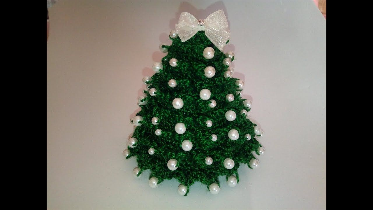 Albero di Natale amigurumi realizzato a mano con angioletti. Fatto ...   720x1280
