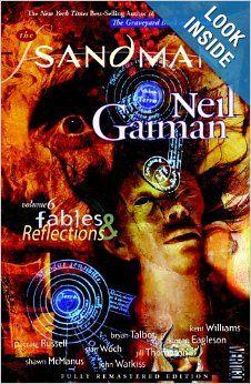 The Sandman, Vol. 6: Fables and Reflections: Neil Gaiman, P. Craig Russell, Shawn McManus: 9781401231231: Amazon.com: Books