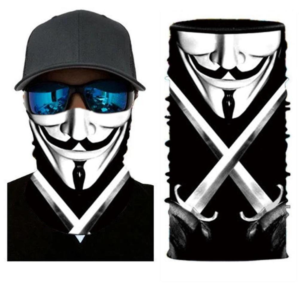 Face Mask V For Vendetta Face Mask Face Masks Bandana Etsy Face Mask Neck Warmer V For Vendetta Face