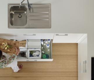 Santos - Amazing Best Kitchen Design Dubai | Versatile sink unit ...