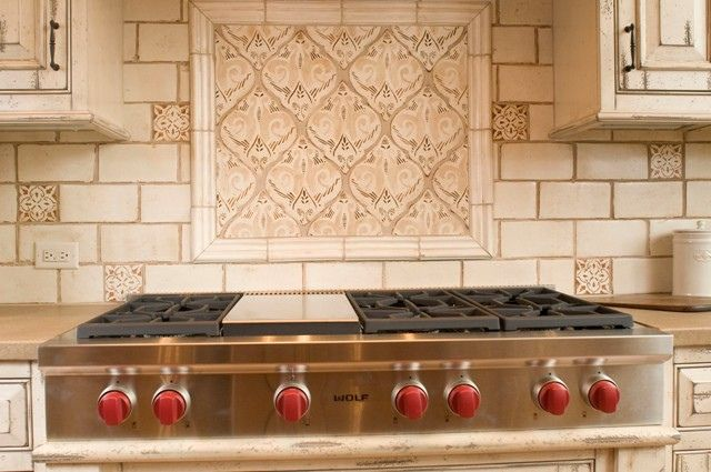 Classic Backsplash With A Twist Classic Backsplash Kitchen