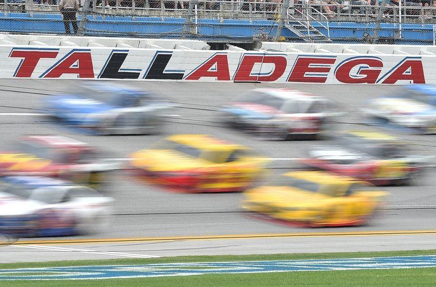 Sprint Cup Series Hellman's 500 at Talladega TV schedule