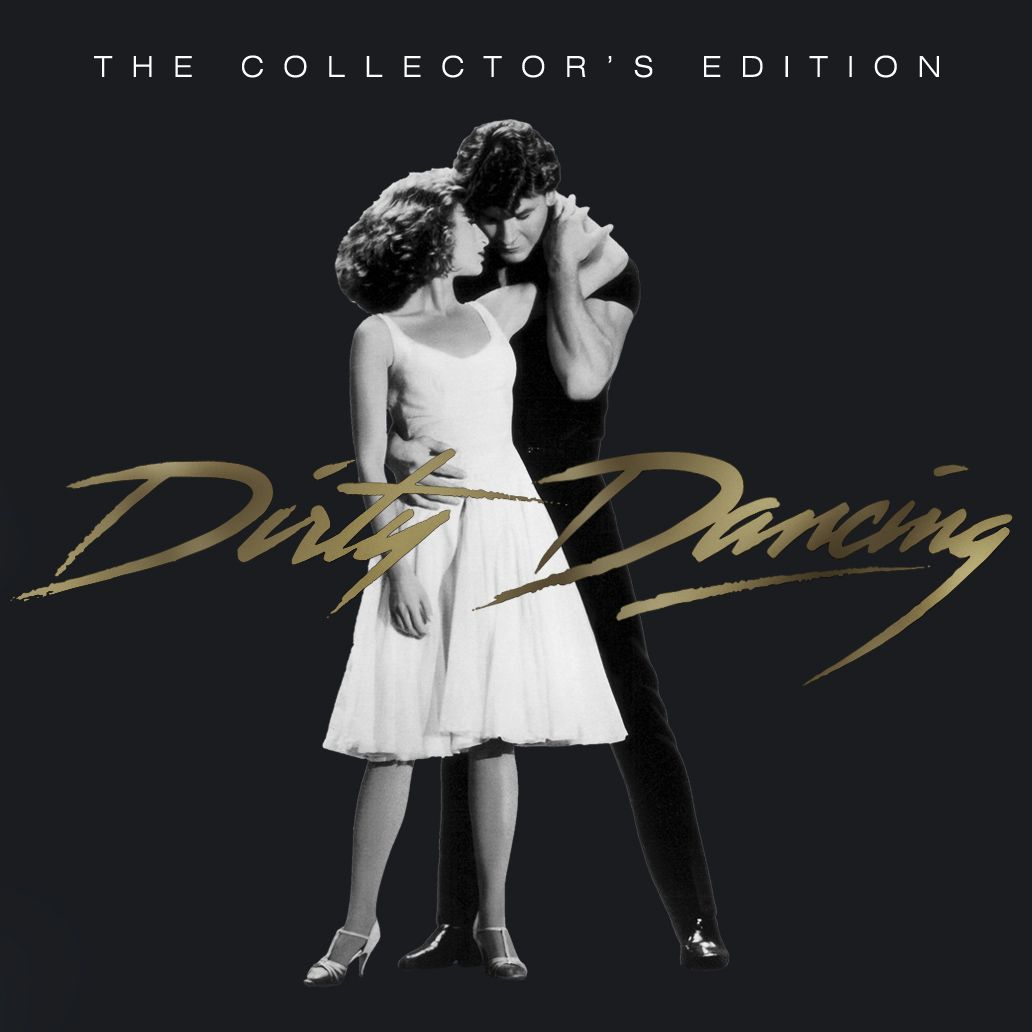Dirty Dancing collector\'s edition ost HQ restored cover ...