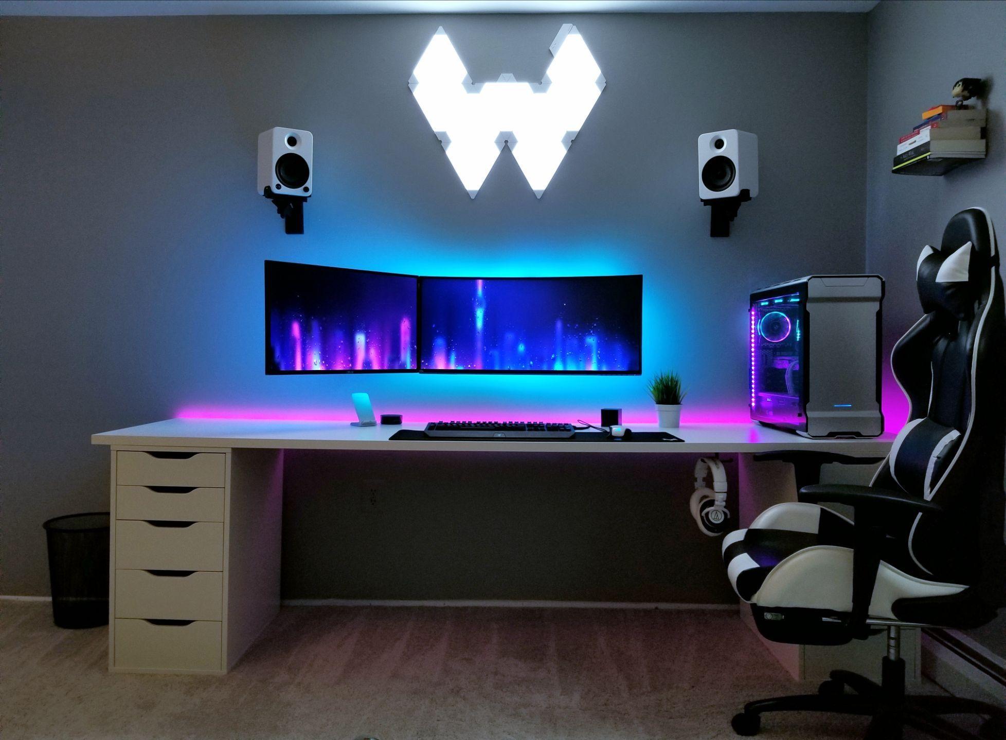Gaming Room Accessories Gamingroom Gamingideas Gamingsetup Gaming Room Setup Room Setup Video Game Rooms