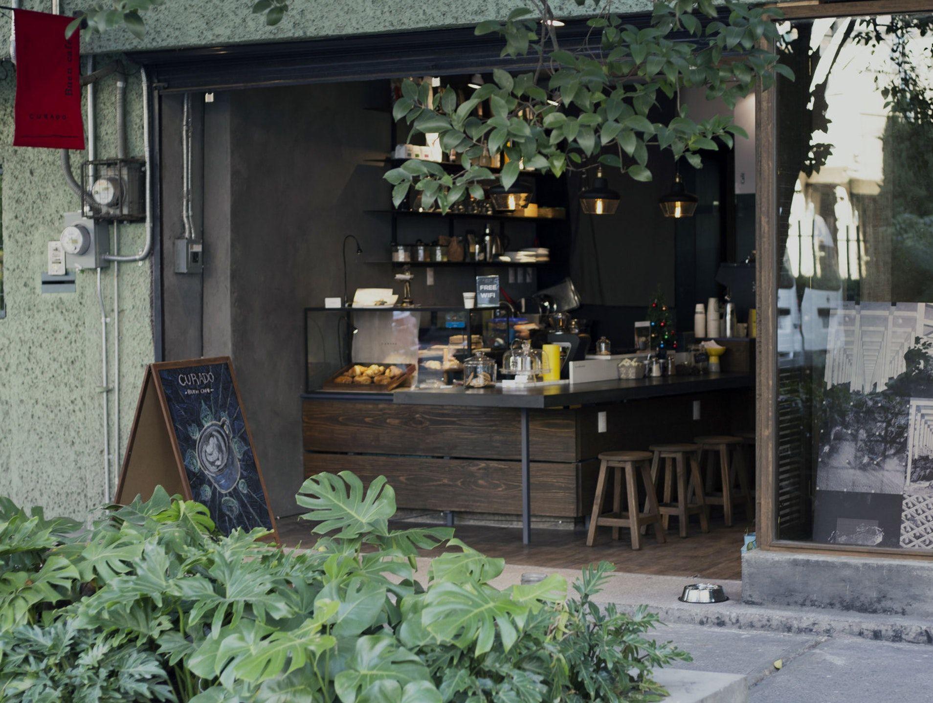 Café Curado Mexico City Mexico AFAR Cafe design
