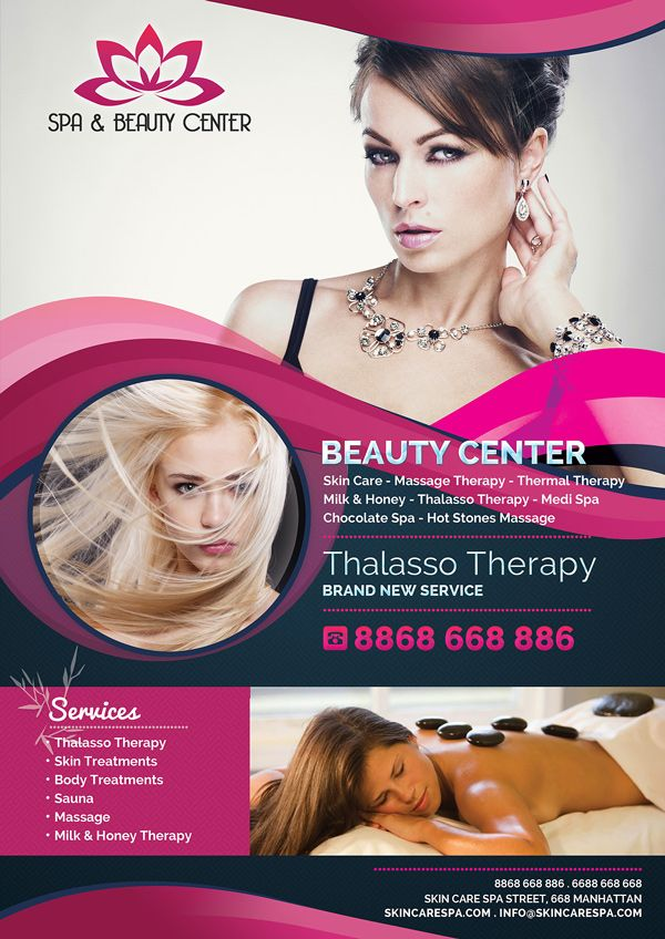 spa and beauty centre