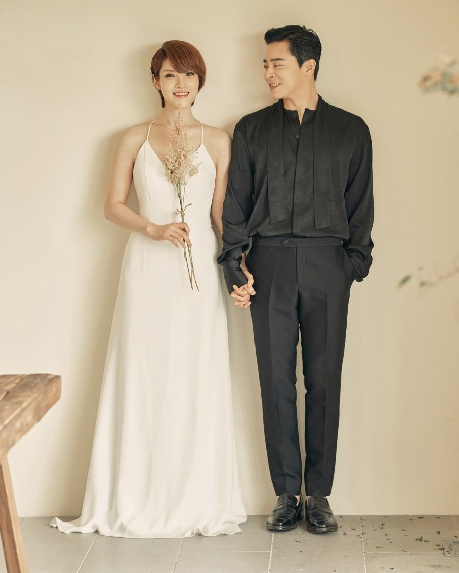 Jo Jung-Suk And Gummy Are Now Married. Oct.8, 2018