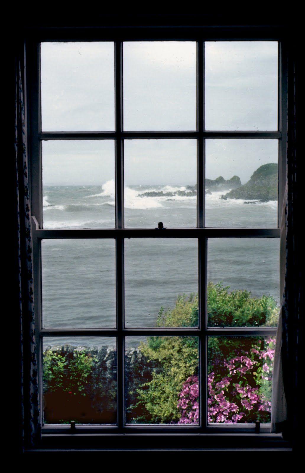 Lou sea through window scenery in pinterest windows sea