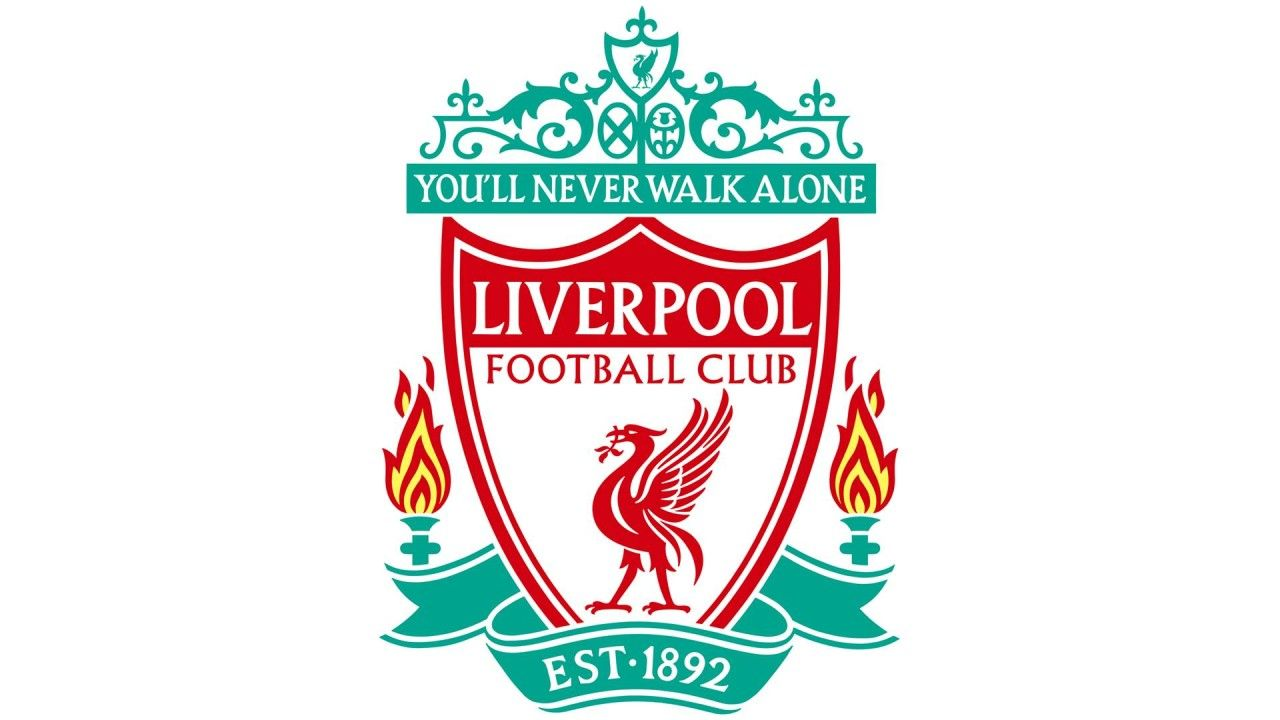 Liverpool FC Logo Whitef