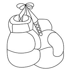 Top 10 Boxing Coloring Pages For Your Naughty Kid Coloring Pages Free Printable Coloring Pages Boxing Gloves