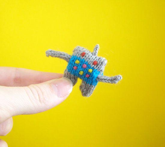 tiny robots #mochimochi