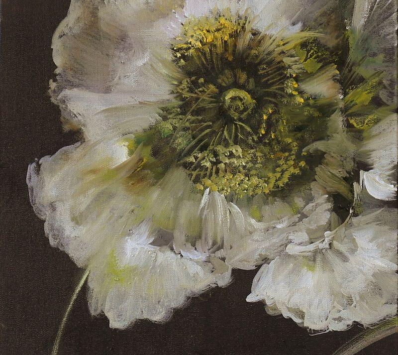 Peinture Claire Basler En 2019 Peinture Peinture Fleurs Et