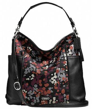 8856dd21a6d9 Hobo bags are hot this season! The Coach Splatter Print F32893 (msrp- 378) Hobo  Bag is a top 10 member favorite on Tradesy.