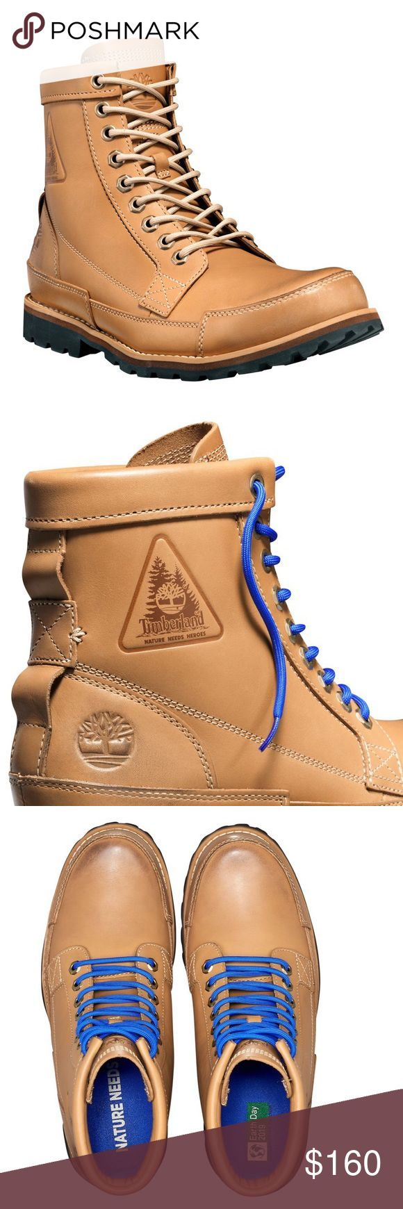 Timberland Nature Needs Heroes Earthkeeper Boots Style