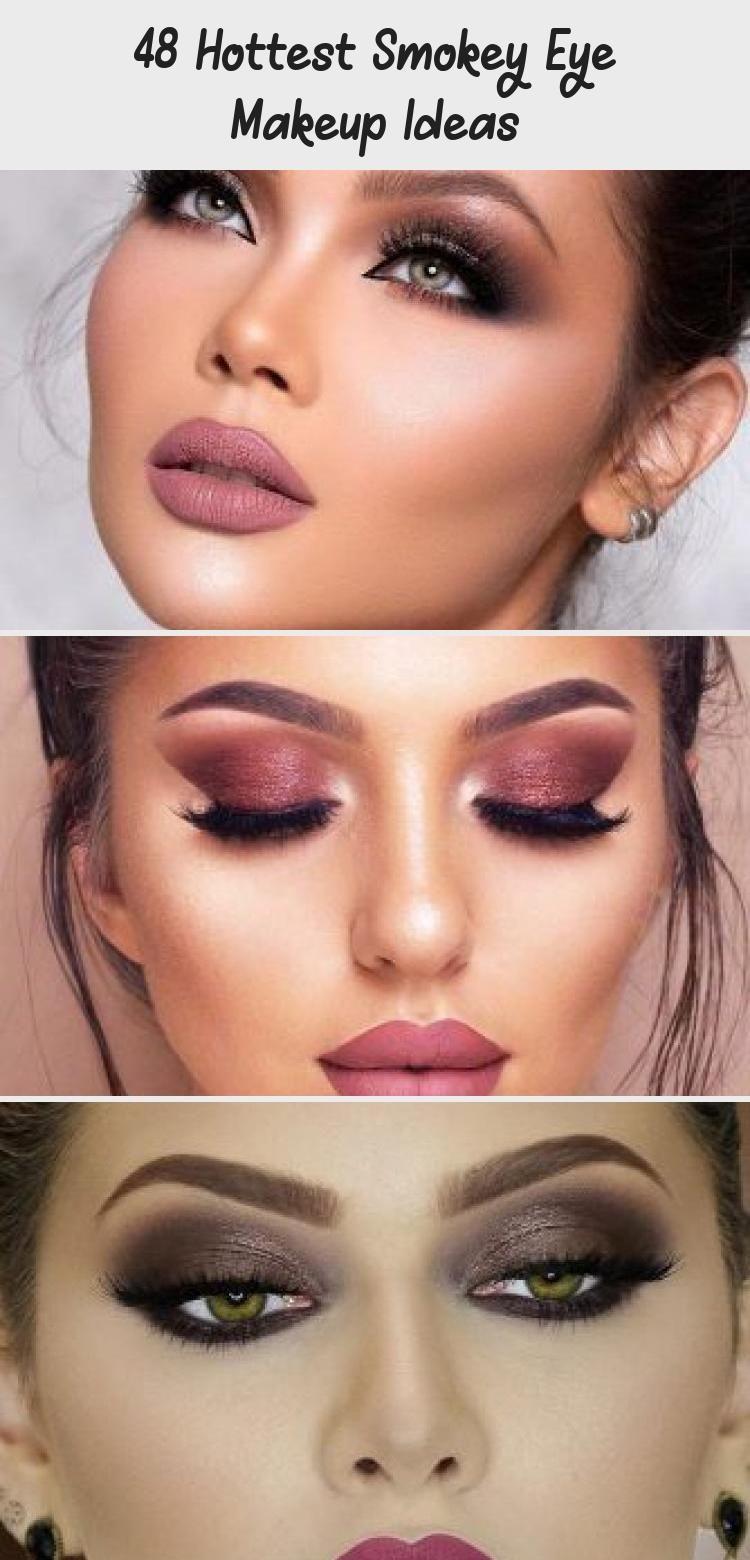 Photo of 48 Hottest Smokey Eye Makeup Ideas – Beauty İdeas