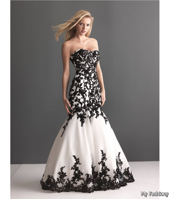 wpid-Black-And-White-Lace-Prom-Dresses-2013-2015-2016-0.jpg (600 ...