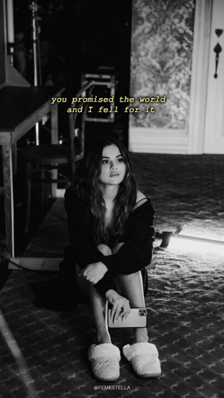 Selena Gomez S Lose You To Love Me Is A Powerful Anthem About Toxic Relationships And Finding Yourself Again Femestella In 2020 Selena Gomez Music Selena Lyrics Selena Gomez Wallpaper