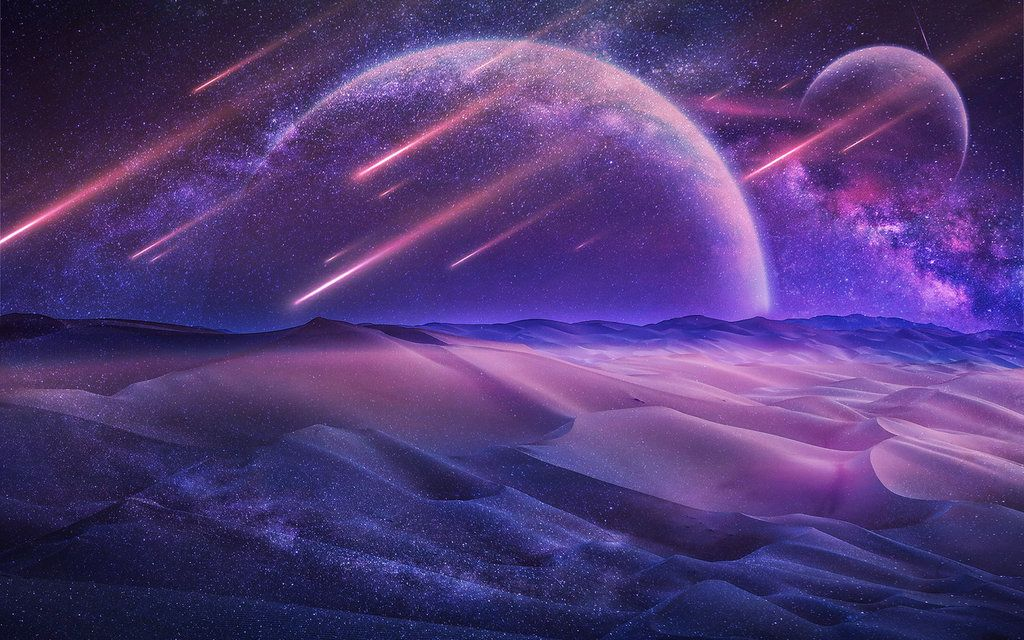 Sandy dunes by ZloyKritik on DeviantArt
