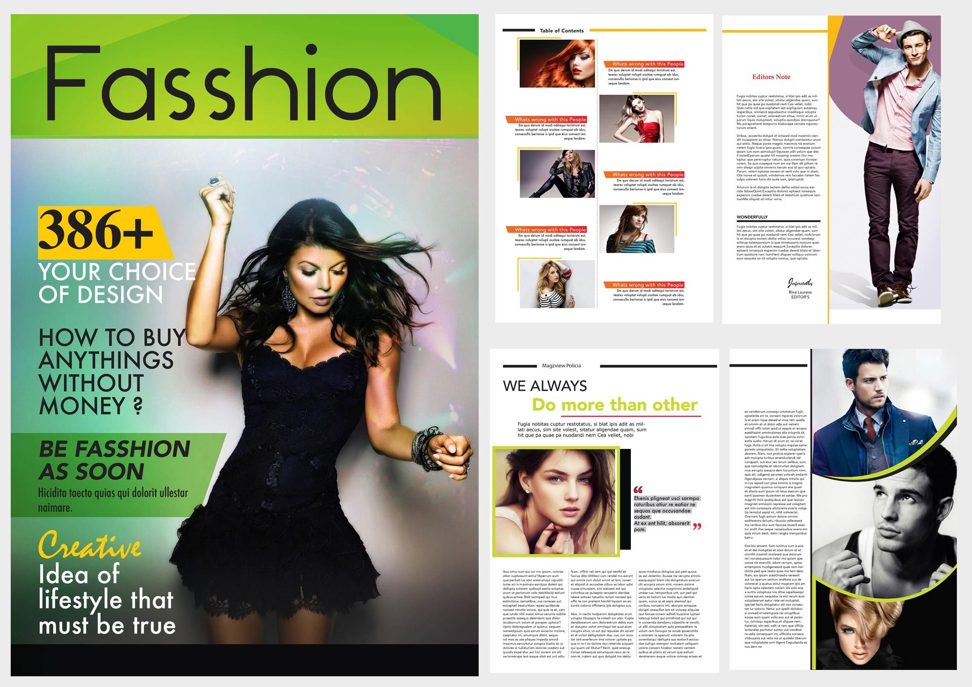 Designing Fashion Magazines The Professional Way 10 Tips Magazine Page Layouts Page Layout Design Design