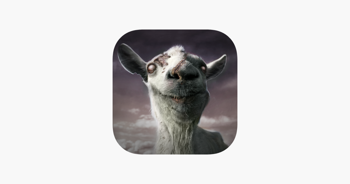 Goat Simulator GoatZ on the App Store