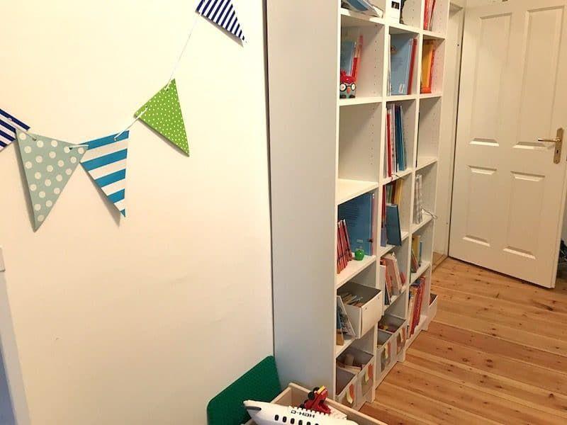 Raumaufteilung Kinderzimmer ~ Kinderzimmer für zwei kinder tipps und deko zweites kind
