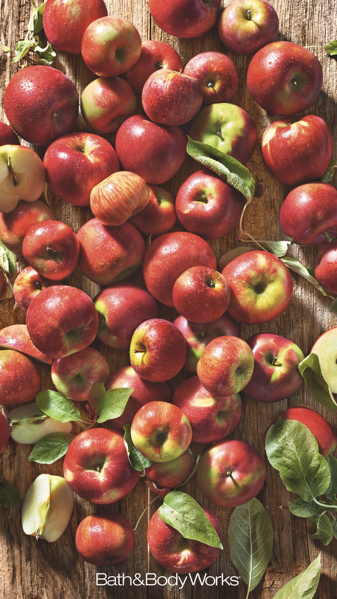 Apple iPhone Wallpaper Apple wallpaper iphone, Fruit